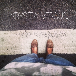 krysta versus. in her shoes